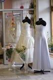 Vestito per le spose Immagini Stock