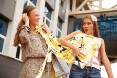 Vestito piacevole! Immagini Stock Libere da Diritti