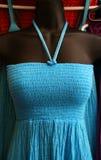Vestito sul manichino in negozio Fotografia Stock Libera da Diritti