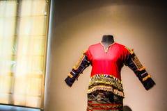 Vestito tradizionale immagine stock libera da diritti