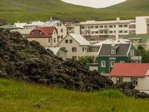 Vestmann Islands Iceland Royalty Free Stock Photos
