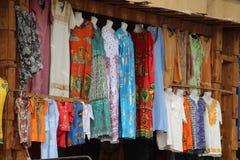 Vestuários brilhantemente coloridos Imagem de Stock Royalty Free