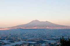 Vesuvio Royalty Free Stock Image
