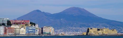 Vesuvio Foto de Stock Royalty Free