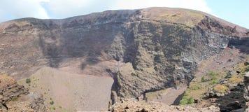 Vesuvio Fotografia Stock Libera da Diritti