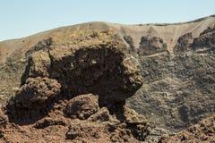 Vesuvio, Fotografia Stock