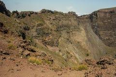 Vesuvio, Immagine Stock Libera da Diritti