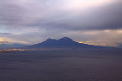 Vesuvio Стоковая Фотография