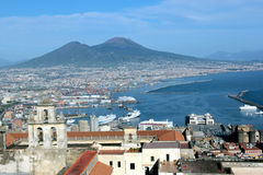 Vesuvio Royalty Free Stock Photos