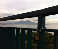 Vesuvio volcano Royalty Free Stock Images