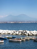 Vesuvius Royalty Free Stock Photos