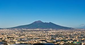 Vesuvius Royalty Free Stock Image