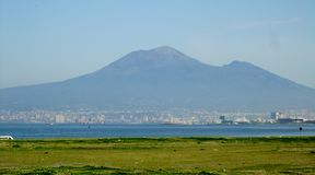 vesuvius Foto de Stock Royalty Free