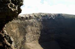 Vesuvius Caldera - Naples - Italy Royalty Free Stock Image