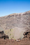 Vesuvius crater Stock Photos