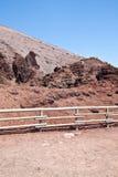 Vesuvius crater Stock Photo