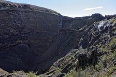 Vesuvius fumaroles Stock Images