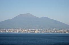 Vesuvius Volcano Royalty Free Stock Photography