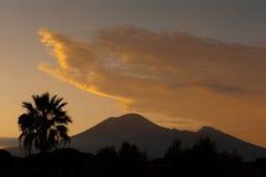 Vesuvius Royalty Free Stock Photography