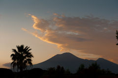 Vesuvius Stock Photo