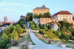 Veszprem, Ungarn lizenzfreie stockfotografie