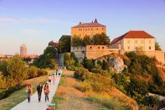 Veszprem, Węgry Zdjęcia Royalty Free