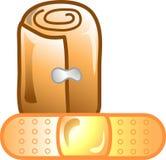 Vet Bandage icon Stock Photography