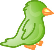 Vet parrot icon or symbol Stock Photos