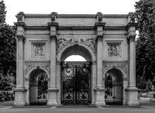 Vetee el arco Foto de archivo libre de regalías