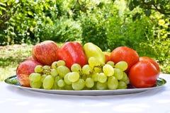 vetegables свежих фруктов Стоковое Изображение