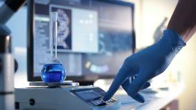 vetenskap lager videofilmer