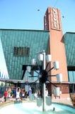 Nemo museum - skulptur på hänrycka royaltyfri bild