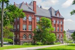Vetenskap Hall på universitetet av Wisconsin-Madison royaltyfri bild