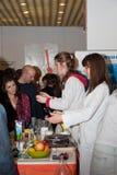 vetenskap serbia för 5 festival Fotografering för Bildbyråer