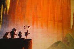 Vetenskapen bak Pixar Henry Ford Arkivfoton