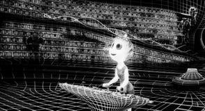 Vetenskapen bak Pixar Henry Ford Royaltyfri Fotografi