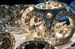 vetenskaplig instrumentprecision Royaltyfri Bild
