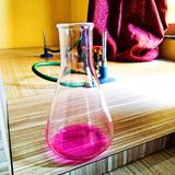 Vetenskapsexperiment royaltyfri foto