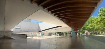 Vetenskapsmuseet, Pavilhão gör conhecimentoen, Lissabon, Portugal Royaltyfri Bild