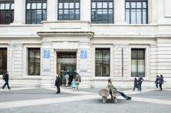 Vetenskapsmuseum Royaltyfri Fotografi