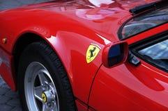 Veteraan - Ferrari Royalty-vrije Stock Fotografie
