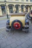 Veteraanauto, het model van 1930 een convertibele doorwaadbare plaats Stock Foto