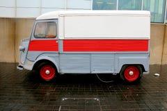 Veteraanvrachtwagen Royalty-vrije Stock Afbeeldingen