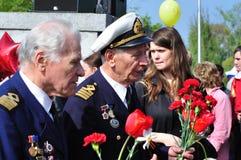 veteran 1941 kriger Fotografering för Bildbyråer