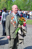 veteran 1941 kriger Royaltyfri Foto