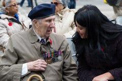 Veteran Stock Photo