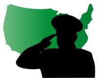 Veteran lizenzfreie abbildung