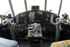 Veteran airplane Stock Image