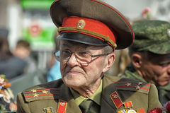 Veteran av krig Royaltyfri Fotografi