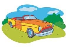 Veteran_car Royalty Free Stock Photography